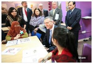 Foreign Affairs (Pakistan News) USAID