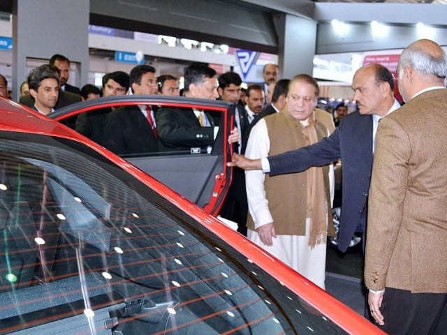 automobile industry of pakistan an Source: engineering development board pakistan (2008)industry policy industry policy as mentioned earlier the automotive industry of pakistan is an industry, which is.