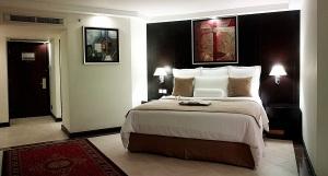 Marriott Isl room