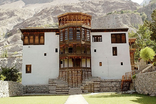 SERENA khaplu-palace