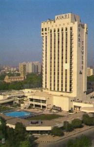 Avari Towers Khi