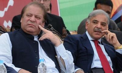 4. Nawaz Sharif & Shahbaz Sharif family
