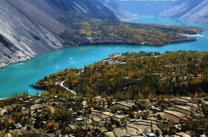 Attabad Lake Gulmit