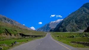 Naran to Babusar Road