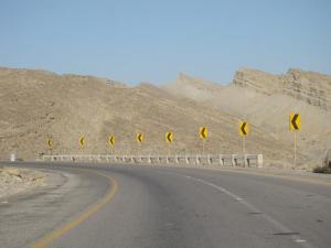 Quetta to Taftan Road