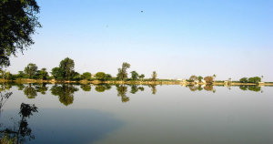 Haleji Lake