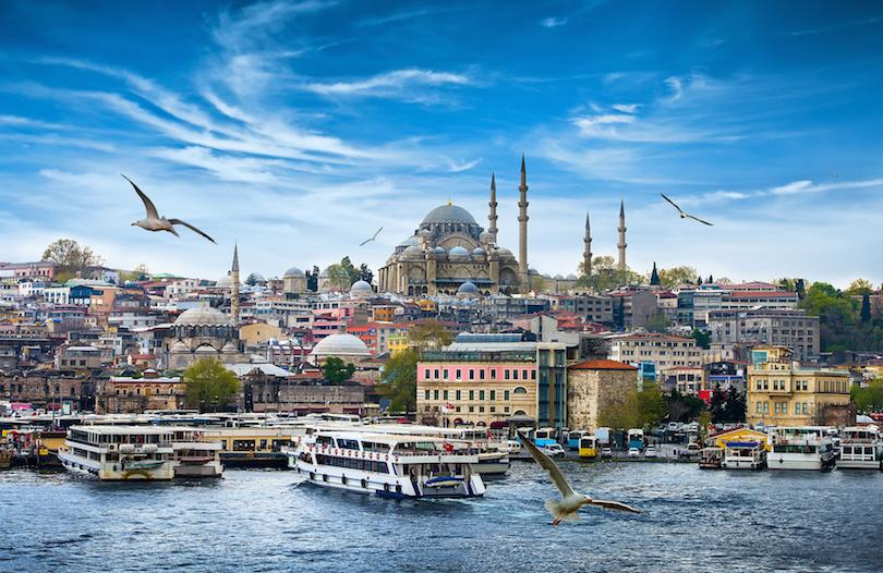 Turkey Affordable Honeymoon Destination