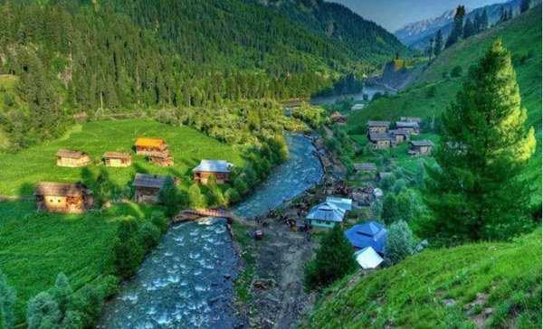 Pakistan Ranked No.1 Destination for Travelers