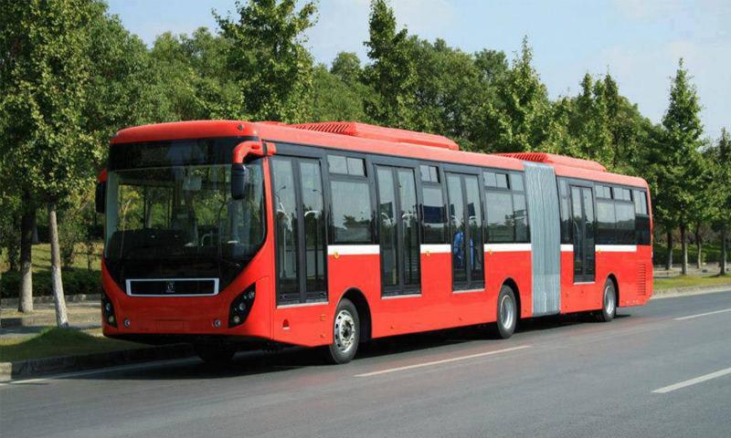 Bus Rapid Transit System (BRT) Karachi Received $235 Million